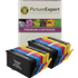 HP 364XL (BK/C/M/Y/PBK) Compatible Black and Colour Ink Cartridge 10 Pack