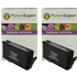 HP 364XL ( CN684EE / CB321EE ) Compatible Black High Capacity Ink Cartridge TWINPACK