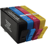 HP 364XL Compatible Black and Colour Ink Cartridge 4 Pack