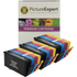 HP 364XL Compatible Black and Colour Ink Cartridge 12 Ink Cartridge Pack