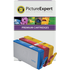 HP 364XL Compatible Colour Ink Cartridge 3 Pack