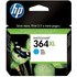 HP 364XL ( CB323EE ) Original Cyan High Capacity Ink Cartridge