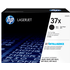 HP 37X (CF237X) Original High Capacity Black Toner Cartridge