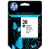 HP 38 ( C9412A ) Matt Black Original Ink Cartridge