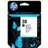 HP 38 ( C9412A ) Matt Black Original Ink Cartridge