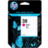 HP 38 ( C9416A ) Magenta Original Ink Cartridge