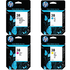 HP 38 Original PBK/C/M/Y Ink Cartridge 4 pack