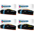 HP 410A (BK/C/M/Y) Compatible Black & Colour Toner Cartridge 4 Pack