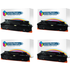 HP 410X (BK/C/M/Y) Compatible High Capacity Black & Colour Toner Cartridge 4 Pack