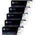 HP 410X (BK/C/M/Y) Original High Capacity Black & Colour Toner Cartridge 5 Pack *100 Cashback*