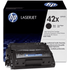 HP 42X ( Q5942X ) Original High Yield Black Toner Cartridge