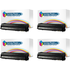 HP 49X ( Q5949X ) Compatible Black Toner Cartridge Quad Pack