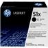 HP 51X ( Q7551X ) Original High Yield Black Toner Cartridge