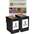 HP 56 ( C6656ae ) Compatible Black Ink Cartridge Twinpack
