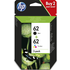 HP 62 ( N9J71AE ) Original Black and Colour Ink Cartridge Pack (Unboxed)