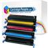 HP 641A ( C9720 / C9721 / C9723 / C9722 ) Compatible Black and Colour Toner Cartridge Pack