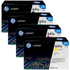 HP 641A (C9720 / C9721 / C9723 / C9722) Original Black and Colour Toner Cartridge Pack *50 Cashback*