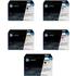 HP 644A (Q6460 / Q6461 / Q6462 / Q6463) Original Black and Colour Toner Cartridge 5 Pack *100 Cashback*