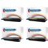 HP 645A ( C9730 / C9731 / C9733 / C9732 ) Compatible Black and Colour Toner Cartridge Pack