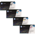 HP 647A (CE260 / CB261 / CB263 / CB262) Original Black and Colour Toner Cartridge Pack *50 Cashback*