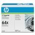 HP 64X ( CC364X ) Original High Yield Black Toner Cartridge