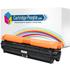 HP 650A ( CE270A ) Compatible Black Toner Cartridge
