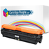 HP 650A ( CE272A ) Compatible Yellow Toner Cartridge