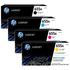 HP 655A (CF450A/51A/52A/53A) Original Black Colour Toner Cartridge 4 pack *50 Cashback*