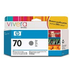 HP 70 ( C9450A ) Original Grey Ink Cartridge