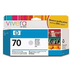 HP 70 ( C9451A ) Original Light Grey Ink Cartridge