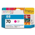 HP 70 ( C9453A ) Original Magenta Ink Cartridge