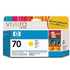 HP 70 ( C9454A ) Original Yellow Ink Cartridge