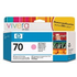 HP 70 ( C9455A ) Original Light Magenta Ink Cartridge