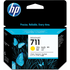 HP 711 ( CZ132A ) Original Yellow Ink Cartridge