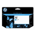 HP 72 ( C9371A ) Original Cyan Ink Cartridge