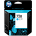 HP 728 (F9J63A) Original Cyan Ink Cartridge