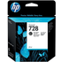 HP 728 (F9J64A) Original Matte Black Ink Cartridge