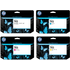 HP 745 Original Ink Cartridge Pack