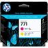 HP 771 ( CE018A ) Original Magenta and Yellow Printhead
