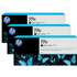 HP 771C ( B6Y31A ) Original Matte Black Ink Cartridge 3 Pack