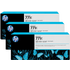 HP 771C ( B6Y37A ) Original Photo Black Ink Cartridge 3 Pack