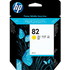 HP 82 ( C4913A ) Original High Capacity Yellow Ink Cartridge