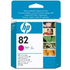 HP 82 ( CH567A ) Original Standard Capacity Magenta Ink Cartridge