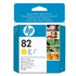 HP 82 ( CH568A ) Original Standard Capacity Yellow Ink Cartridge