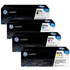 HP 823A (CB380 / CB381 / CB383 / CB382) Original Black and Colour Toner Cartridge Pack *50 Cashback*