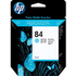 HP 84 ( C5017A ) Original Light Cyan Ink Cartridge
