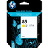 HP 85 ( C9427A ) Original Yellow Ink Cartridge