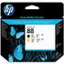 HP 88 ( C9381A ) Black and Yellow Original Printhead