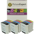 HP 88 Compatible Black and Colour 12 Ink Cartridge Pack