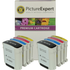 HP 88 Compatible Black and Colour 8 Ink Cartridge Pack